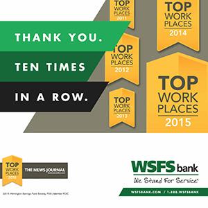 WSFS Careers Benefits