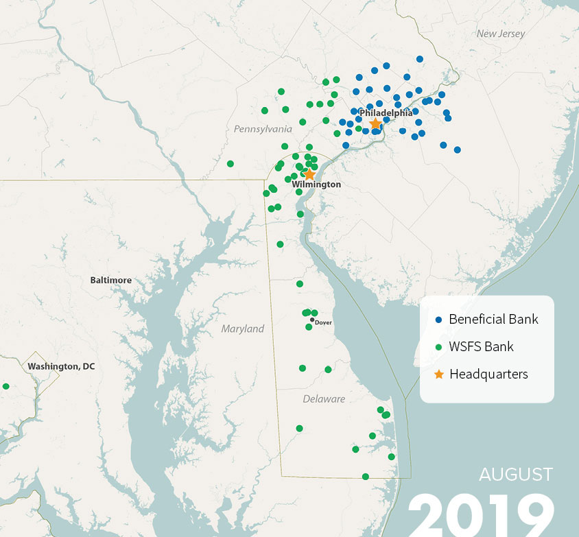 wsfs beneficial map
