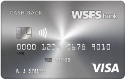 Credit Card Cash Back Visa