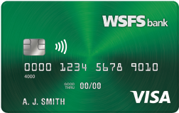 WSFS Bank Platinum Visa® Credit Card